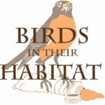 Birds in their Habitat logo