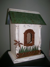 Bird House Style #06