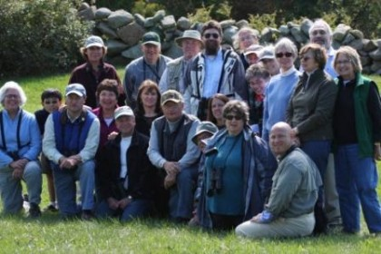 Block Island Group Photo