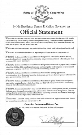 Governor's ELP Proclamation