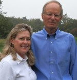 Barbara and Ross Strickland