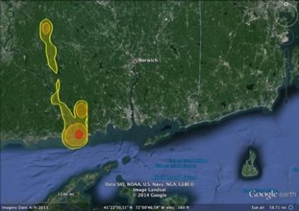 Osprey Map CT