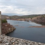USACE Thomaston Dam flood control project