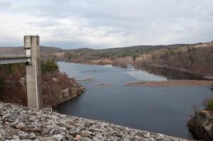 USACE Thomaston Dam flood control project