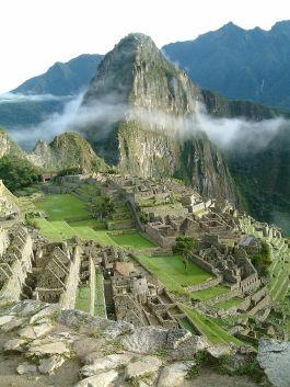 Machu Picchu. Photo courtesy of Allard Schmidt