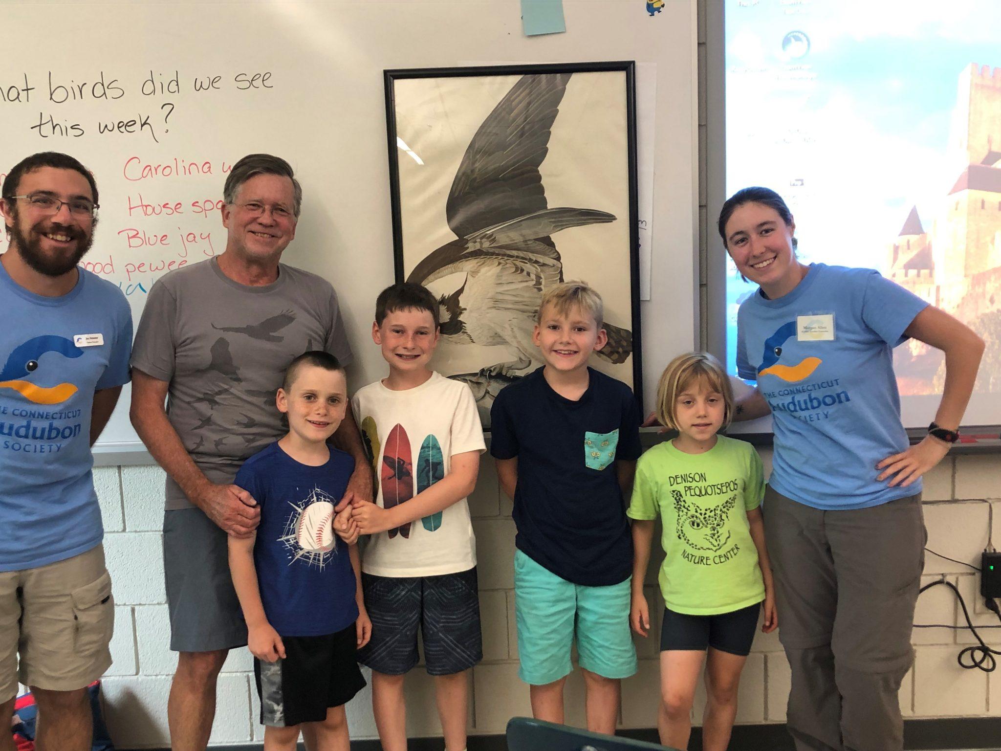 J. Denham osprey talk
