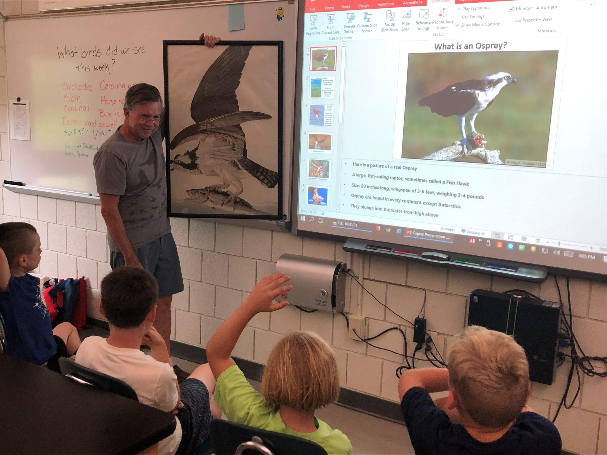osprey presentation