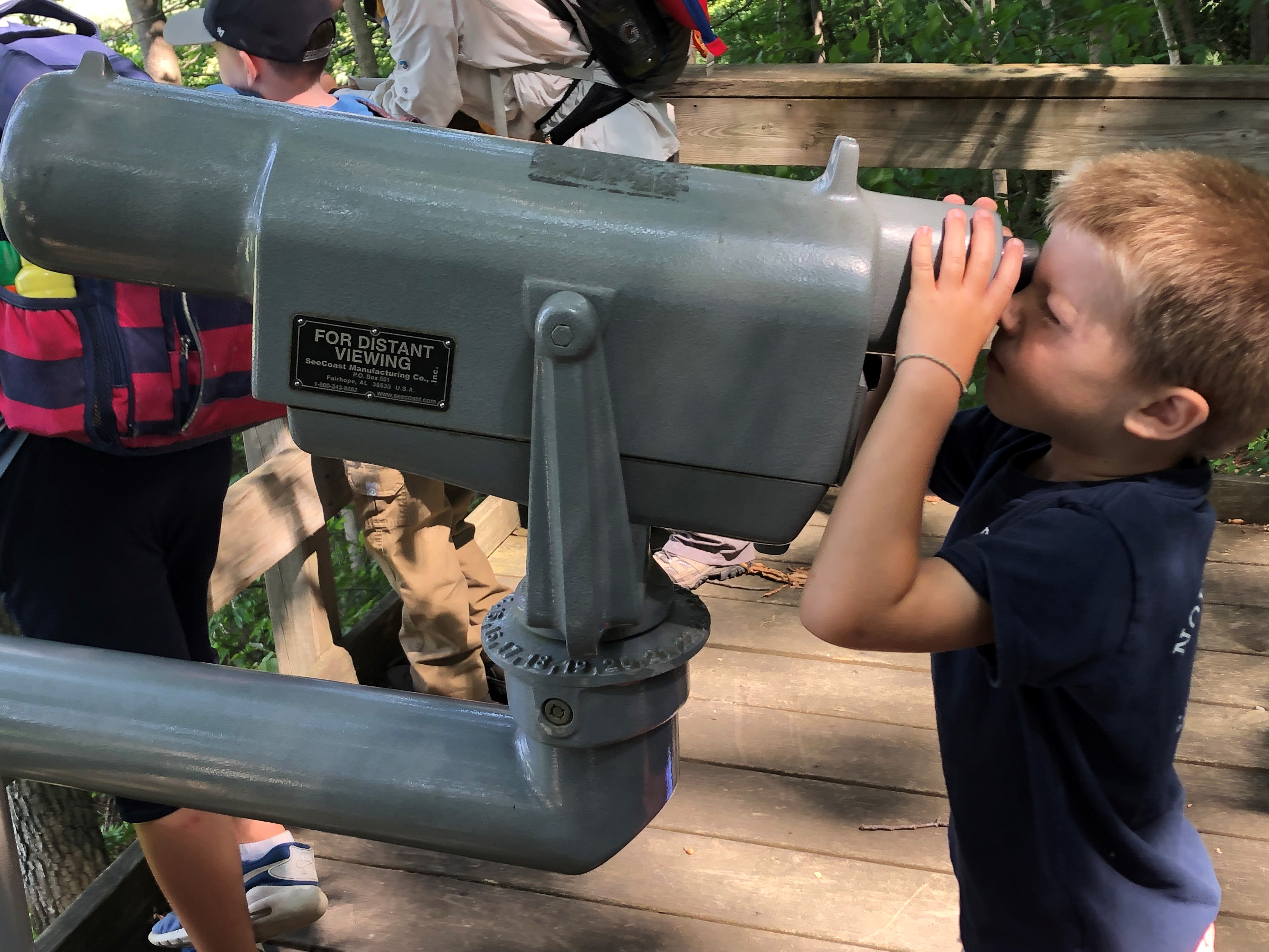 viewing scope