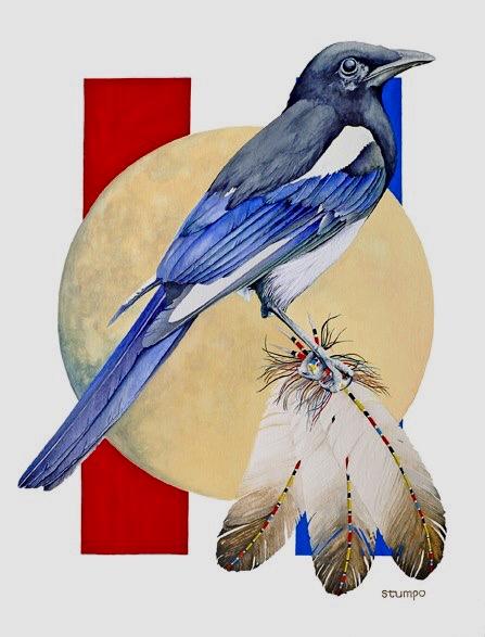 Big Medicine, Magpie